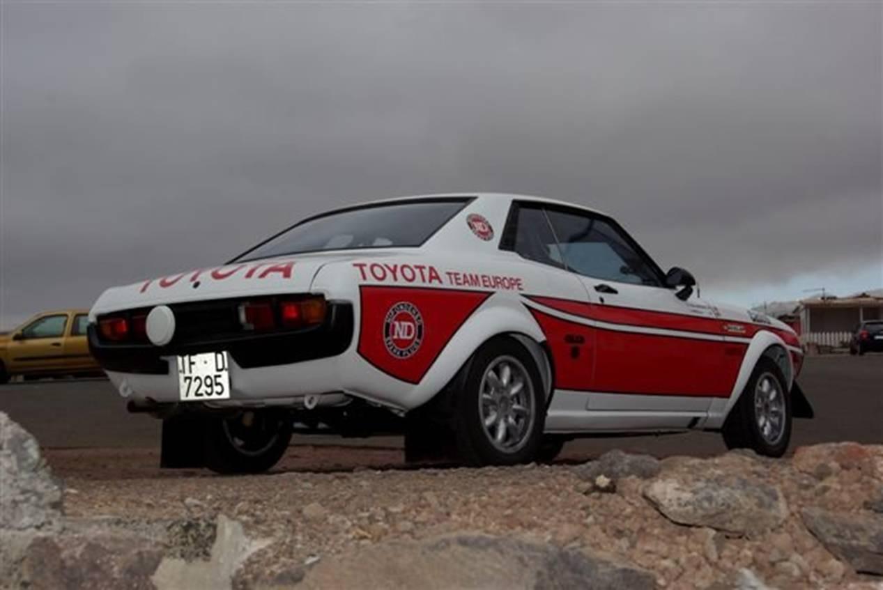 Toyota Celica 1974ta22 Seen Battle Evome Round 1 Tsukuba 1973 Gt Restauraci 243 N Ta22 Tf7295d